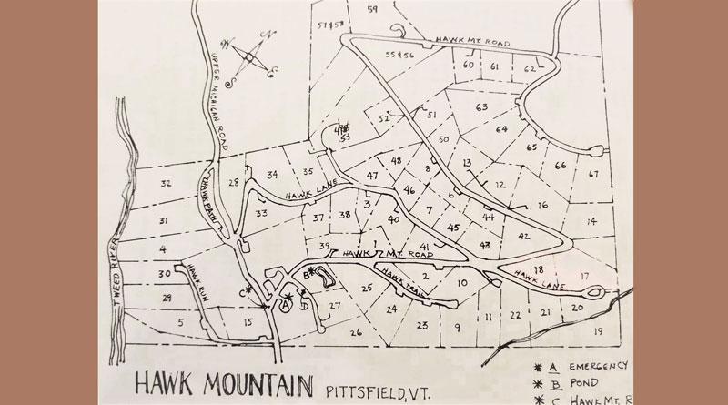 Hawk Mountain Maps